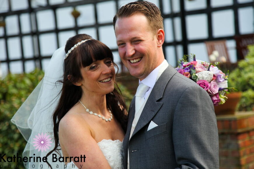 Lisa and Jonny's wedding at The Wild Boar Hotel, Beeston